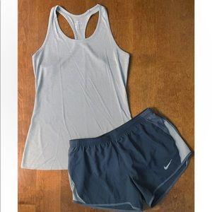 Nike Bundle - Tank, Shorts